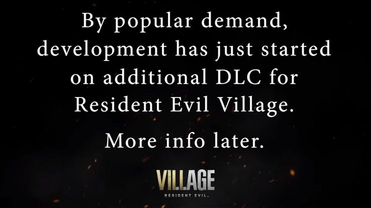 Capcom Konfirmasi Resident Evil Village DLC Sedang Dalam Pembuatan
