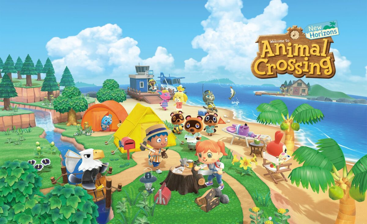 Panduan Bermain untuk Animal Crossing: New Horizon